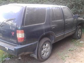 Chevrolet Blaser Chocada Baja Con 04 .sin Motory Caja
