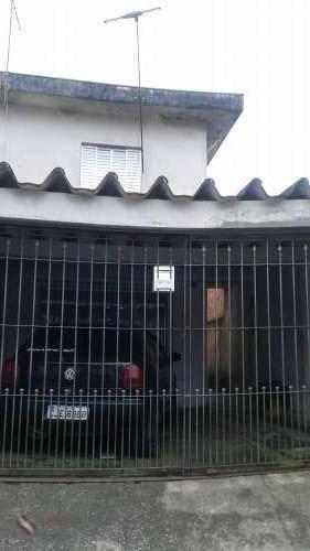 Sobrado Residencial À Venda, Jardim Apurá, São Paulo - So0088. - So0088