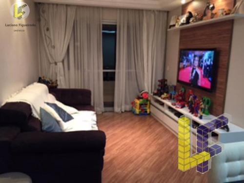 Venda Apartamento Santo Andre Campestre Ref: 10881 - 10881