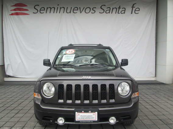 Jeep Patriot 4x2 Limited 2015