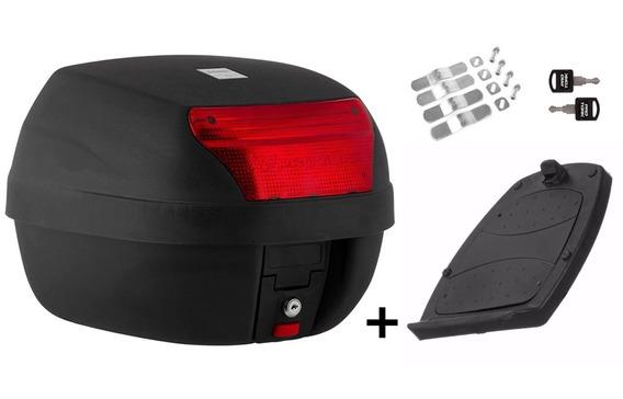 Bau Moto Bauleto Com Base 28 Litros Pro Tork Smart Box