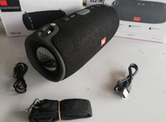 Parlante Inalámbrico Bluetooth Negro Nuevo Portoviejo