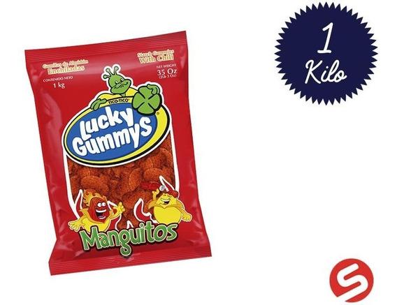 Gummy Lucky Manguitos 1kg