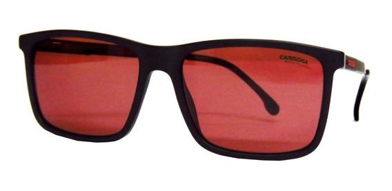 Lentes Gafas De Sol Carrera 8029s Rectangle Polarized 57mm