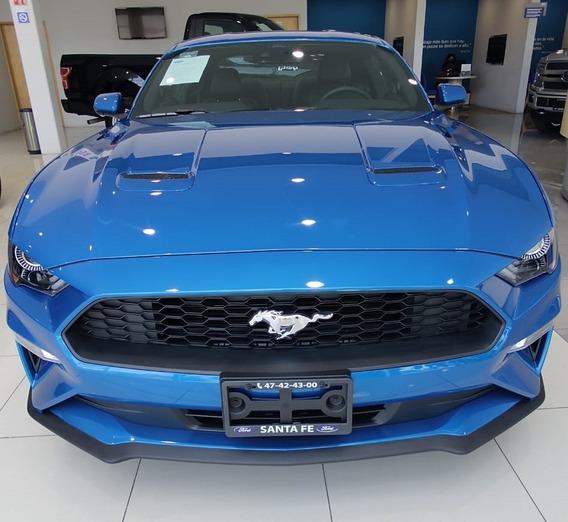 Mustang Ecoboost Ta 2.3l Mod 2020