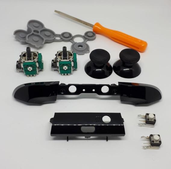 Botão Rb/lb+ Kit De Reparo P/ Controle Do Xbox One S Ou Slim