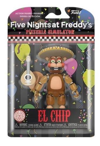 El Chip Five Nights At Freddys Funko Original
