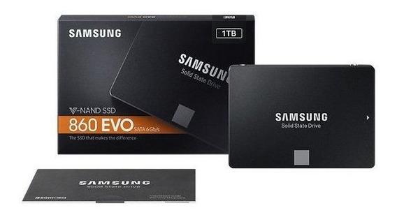 Hd Ssd Samsung 860 Evo 1tb Envio Imediato Promoção
