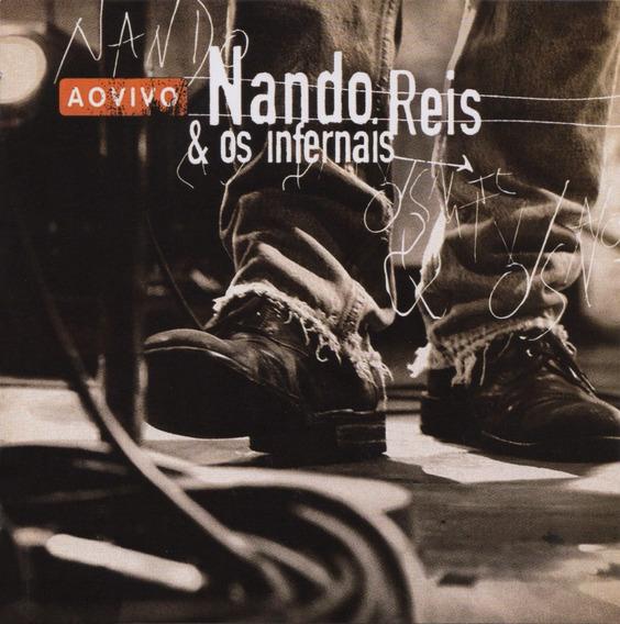 Cd Nando Reis- Ao Vivo (2004)