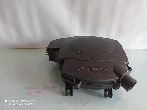 Imagem 1 de 3 de Caixa Filtro Ar Renault Sandero 1.6 8v