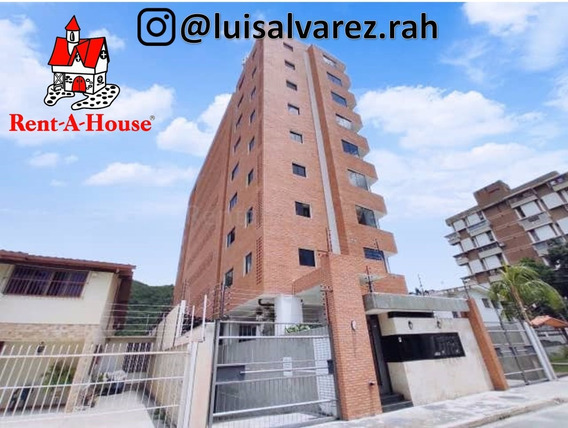 Apartamento En Venta Los Caobos Res Luna Cod 20-25011