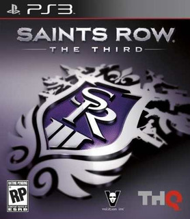 Juego Ps3 Saints Row The Third