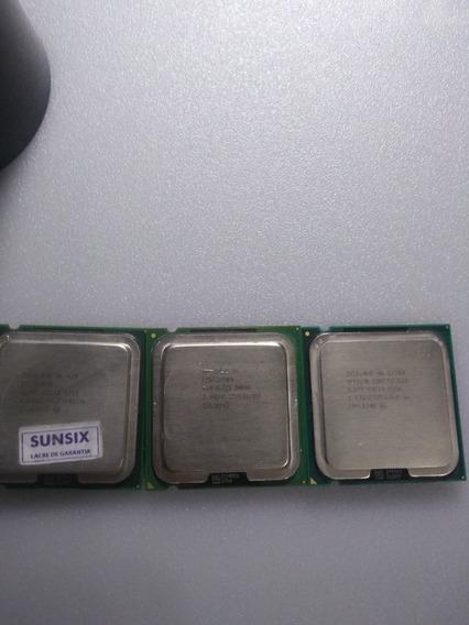 Kit Processadores Intel-06 420/celeron04pintiun4/e7500core2