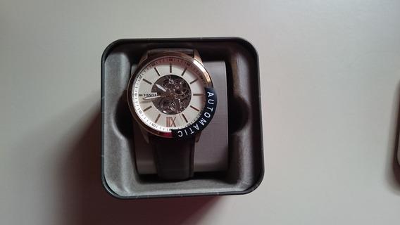 Relógio Original Fossil Automático Novo