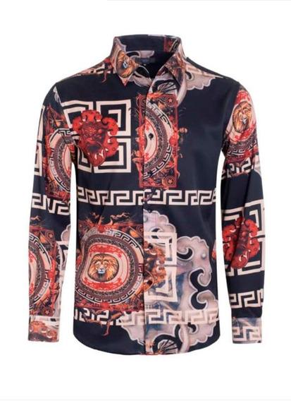 Camisa Buchona Pavini 2019 M
