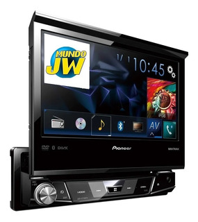 Stereo Pioneer Avh-x7750 Tv Mirrorlink + Sintonizador De Tv