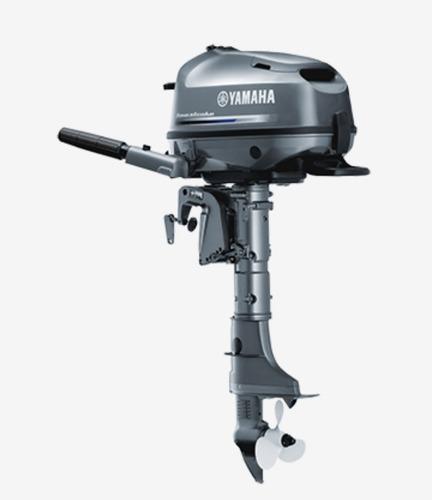 Imagem 1 de 1 de Yamaha 6 Hp 4 T Okm 2021 ( 18 X Sem Entrada )