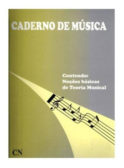 Caderno De Musica Ricordi