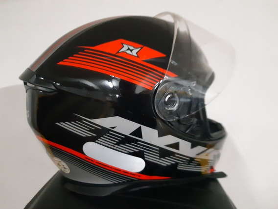 Capacete Axxis Tam 58 Eagle