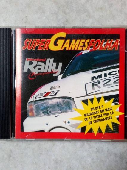 Cd Internacional Rally Championship