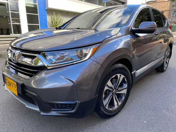 Honda Cr-v At Impecable