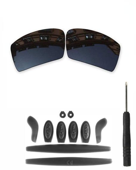 Lente P Oakley X Squared Borracha 12x Sem Juros Modlo 006011