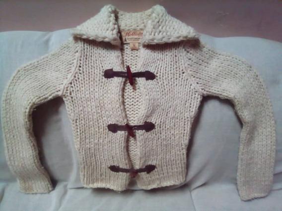 Sweater De Lana. Pequeño Abrigador