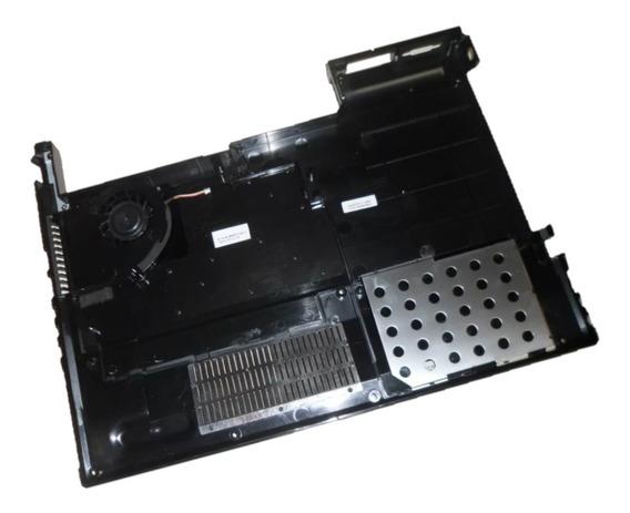 Kit (novo) Carcaça Inferior Cooler Notebook Firstline Fl187 Fl188 Fl193 Fl197 Neopc A1500