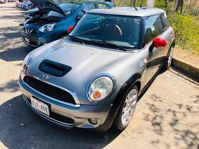 Mini Cooper 1.6 S Hot Chili Aa Piel Qc At 2008