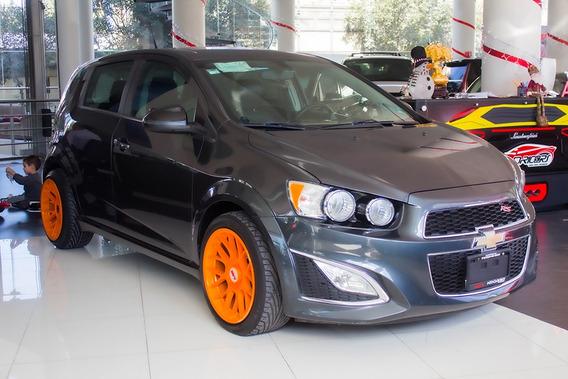 Chevrolet Sonic 2016 1.4 Rs