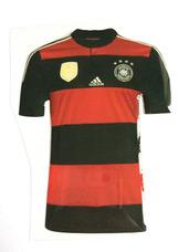 Camiseta De Alemanha - Coleções e Comics no Mercado Livre Brasil f211e8a9d3ad2