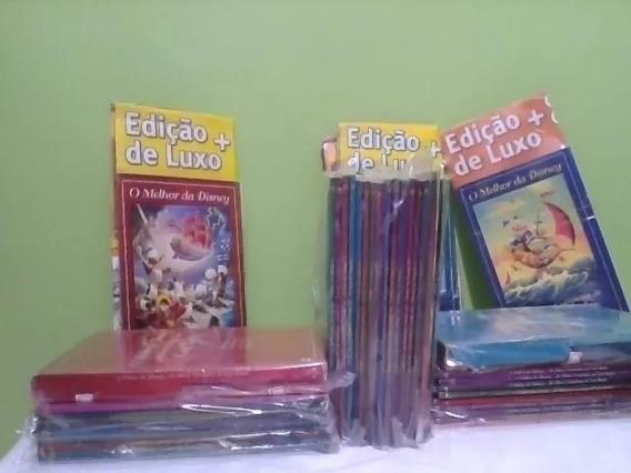 Coleção O Melhor Da Disney - Obras Completas De Carl Barks.
