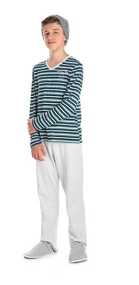 Pijama Menino Juvenil Bela Notte 1001340