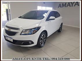 Amaya Chevrolet Onix Ltz Excelente Estado Único Dueño 1.4cc