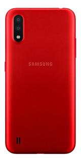 Sm-a015mzrecoo Galaxy A01 32gb Rojo 18
