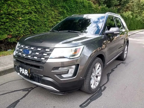 Ford Explorer 3.5 Limited 2017