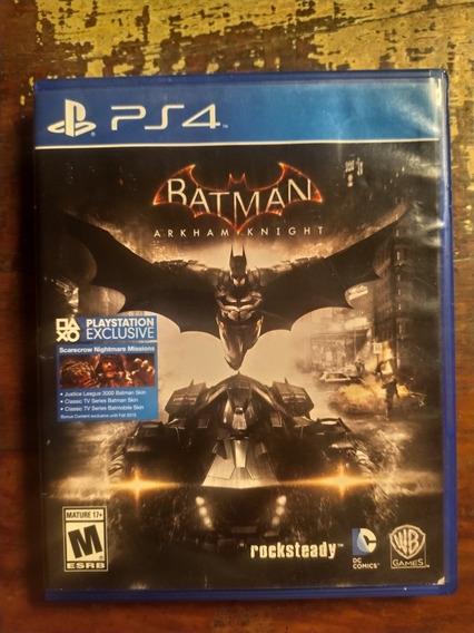 Batman Arkham Knight Ps4 Semi Novo