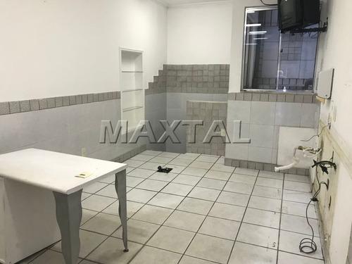 Excelente Sala Comercial Em Santana - Mi84453
