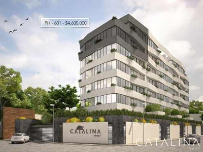 Catalina Towers Ultimo Penthouses Listo Para Entrega!