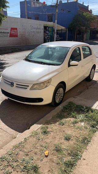 Volkswagen Gol 1.6 Trendline 5vel Aa Mt 5 P 2009