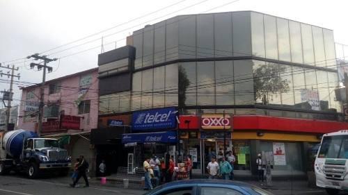 Comercial Edificio En Renta En La Romana, Tlalnepantla, Méxicp