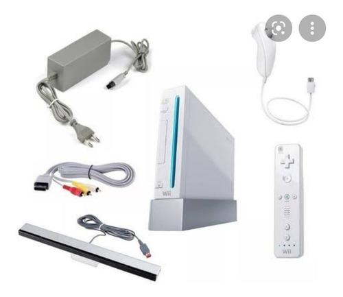 Imagem 1 de 1 de Nintendo Wii Usado