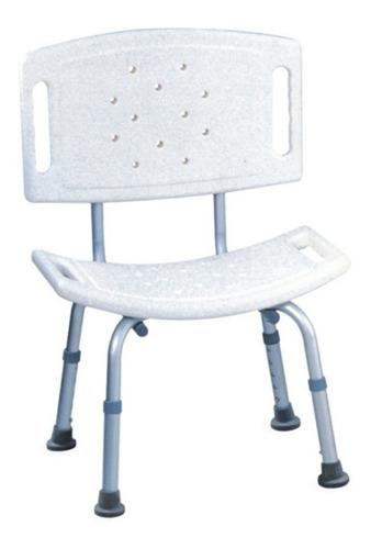 Silla Ortopedica Para Ducha En Aluminio Altura Regulable
