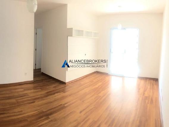 Practice Club House 86 M², 3 Dormitórios (1 Suíte) Com Excelente Acabamento. - Ap04069 - 34931486