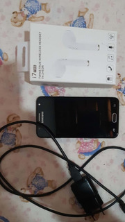 Celular Samsung J5 Prime 32de Memória E 2de Ram