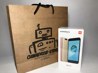 Xiaomi Mi A1 4gb Ram Global Android One-black Damos Boleta