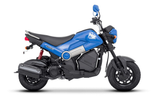 Moto Honda Navi 110 Automática - Azul