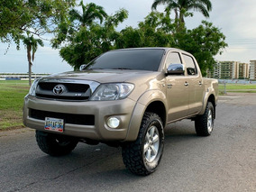Toyota Hilux Kavak 4x4 Full Equipo 2010