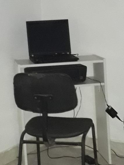 Notebook Ibm + Hp1000 Apagou A Tela