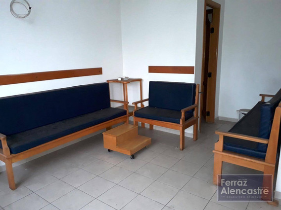 Sala Para Alugar, 68 M² Por R$ 2.400,00/mês - Boqueirão - Santos/sp - Sa0008